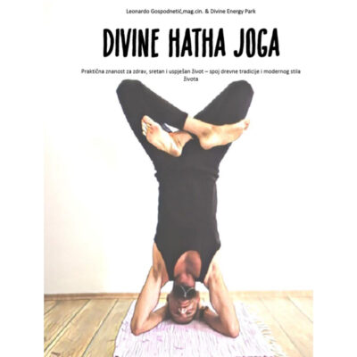 Divine Hatha Yoga  e- knjiga